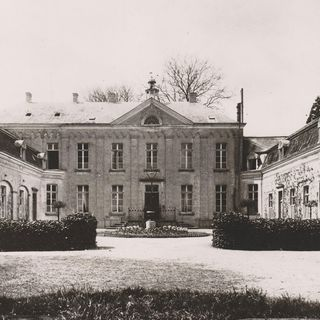 The fourth Motherhouse in Steyl / Netherlands (from1878 to 1892). After the exile from Germany the Sisters of Divine Providence and the pensioners found admission in Steyl. From there several establishments were founded in the Netherlands.