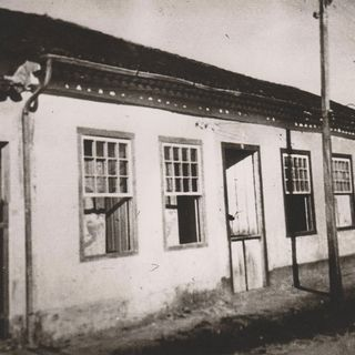 "14.04.1895: Arrival of the Sisters Albina, Oswalda and Albertina in Tubarão, where the College ""São José""was opened in June."
