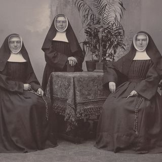 26.02.1896: begin of the voyage of the second group of Missionaries to Brazil: Sr. Roberta, Sr. Julia and Sr. Amadea; they arrived there on 30.03.1896.